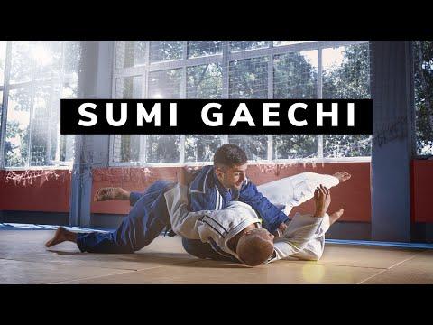 สอนยูโด Judo 柔道 ท่าทุ่มด้วยขา Sumi Gaechi ให้ได้เปรียบ 100%