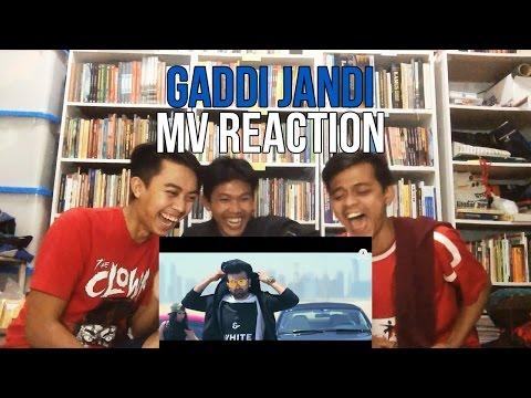 Navraj Hans - Gaddi Jandi | MV REACTION (Indonesia + Sunda)