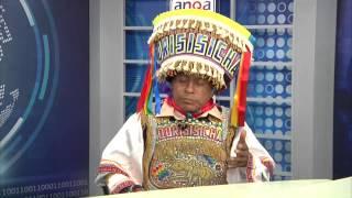 entrevista rmulo huaman qori sisicha maestro danzante de tijeras