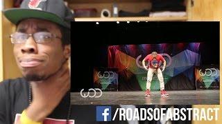 Fik-Shun | FRONTROW | World Of Dance Las Vegas 2014 #WODVEGAS REACTION!
