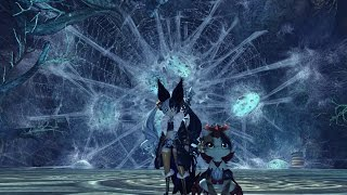 Blade and Soul - Spiders Nest - Summoner (solo)