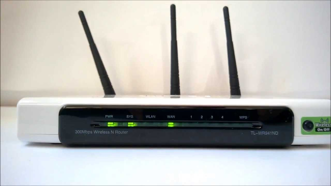 TP-Link TL-WR941ND V3 Router Drivers for Mac Download