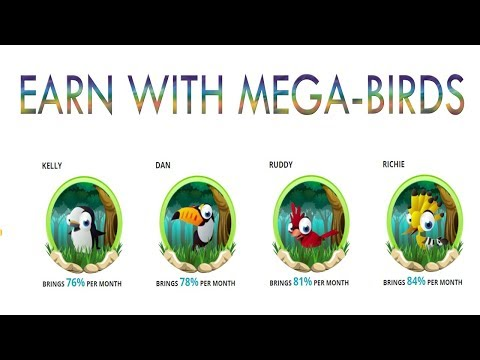 How To Earn Money online With Mega Birds | Make Ruble with New Making Money Website