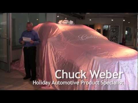 Holiday Automotive Awards a Mary Kay Pink Cadillac