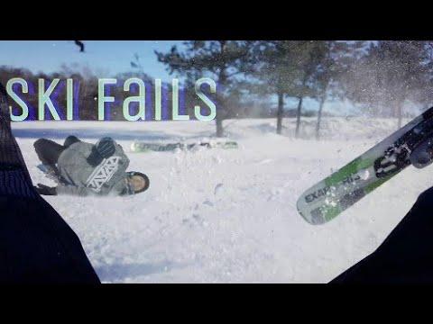 Snow Skiing Fails!!! | Afton Alps
