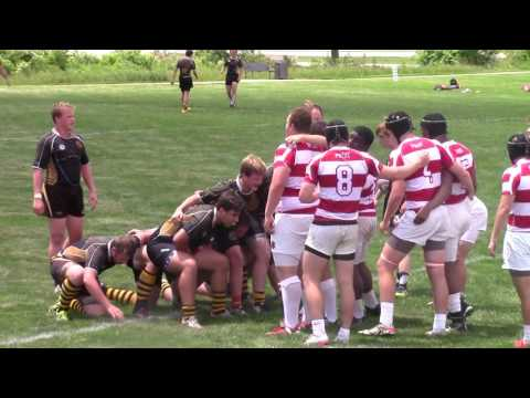 Black Swarm Rugby vs Fishers - State Championship 05/30/2016