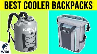 10 Best Cooler Backpacks 2019