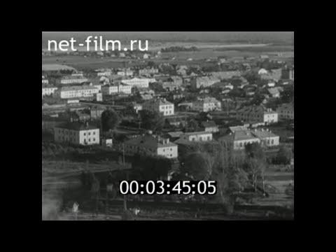 1965г. Чудово. митинг. Новгородская обл
