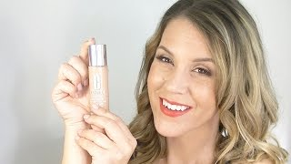Clinique Beyond Perfecting Foundation + Concealer : REVIEW & DEMO