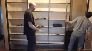 Мебель своими руками! Как сделать шкаф-купе самому часть 3 Как установить двери в шкаф купе(Урок третий заключительный! Подробная инструкция по установке дверей шкафа-купе системы сенатор! JOIN QUIZGROUP..., 2015-04-07T10:21:00.000Z)