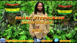 Duane Stephenson Conscious Reggae Roots & Culture 2016 Mix by Djinfluence