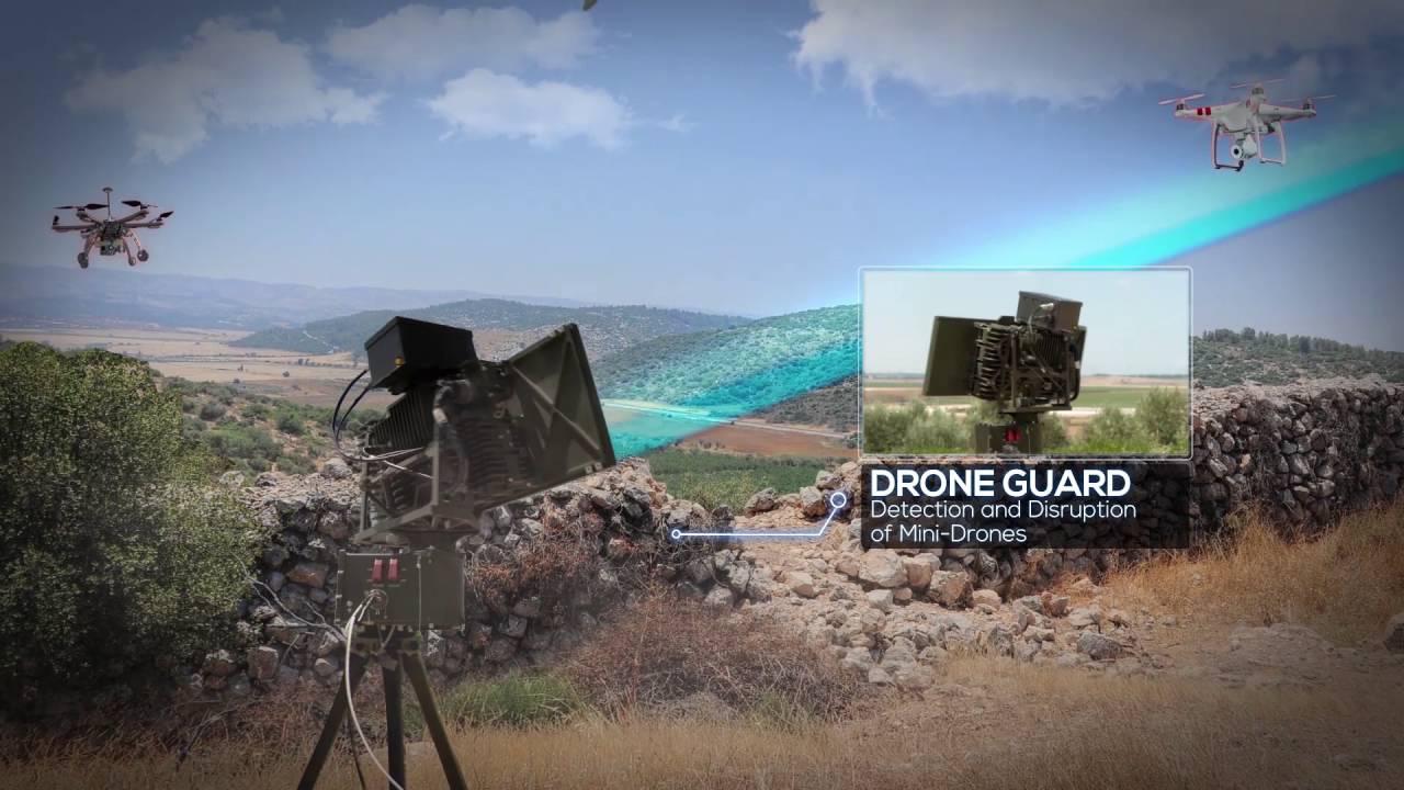 Resultado de imagen para ELI-4030 Drone Guard
