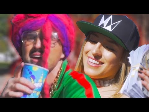 MAN MAKES AWFUL GUCCI GANG PARODY