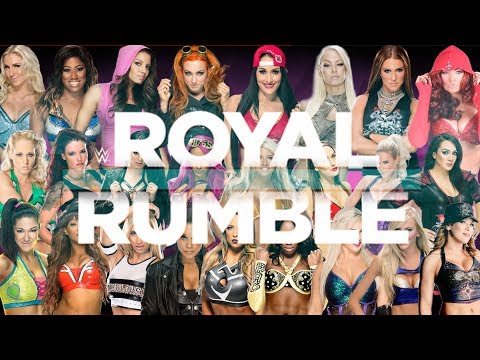 WWE First Women's Royal Rumble 2018 - DREAM Predictions