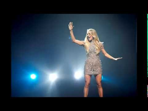 """Pure American Country - Carrie Underwood talks """"The Champion"""""""