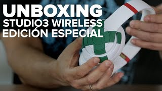 Unboxing: Studio3 Wireless - Edición Especial Mundial 2018