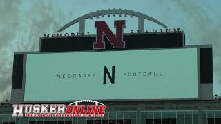 HOL HD: Nebraska Tunnel Walk vs. Northern Illinois