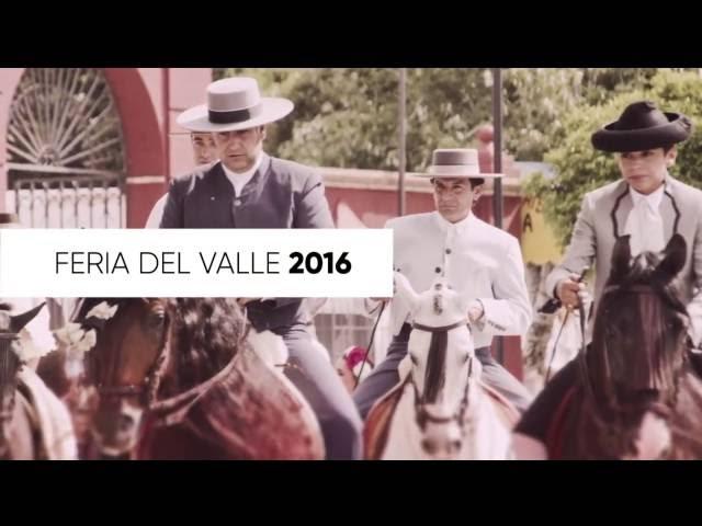 Vídeo: Especial Feria del Valle 2016. Primer Programa
