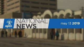 APTN National News May 13, 2019 – Yellowknife seeing rise in crime, Metis in Manitoba get boost