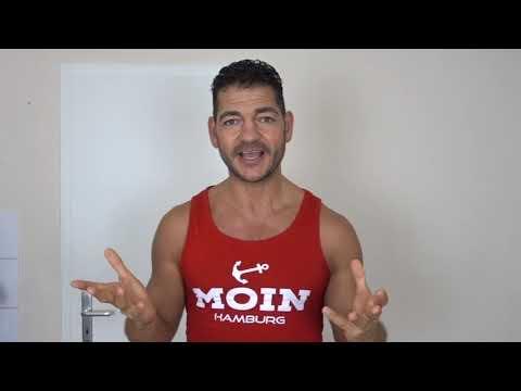 Kniebeugen RICHTIG ✅ ausführen | Coach Levent Tutorial thumbnail