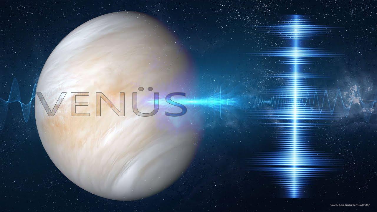Venüs Atmosferinden Gelen Radyo Sinyali