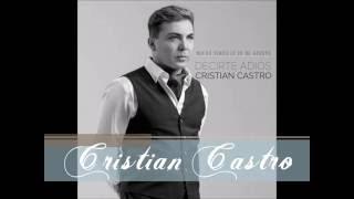 Cristian Castro Decirte Adiós