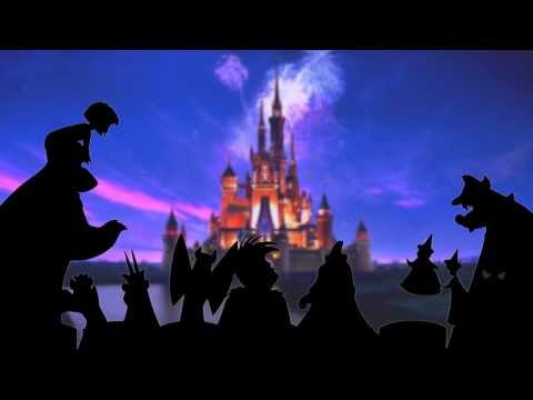 Cute Walt Disney Pictures Intro