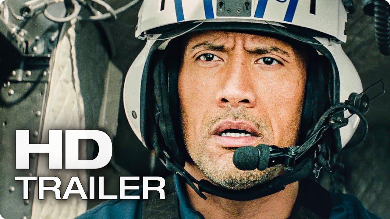 SAN ANDREAS Trailer 2 German Deutsch (2015)