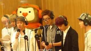Repeat youtube video 130820 EXO-K -  XOXO rehearsal