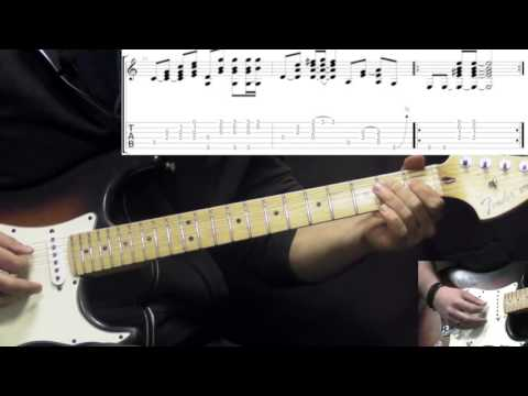 Jimi Hendrix - Hey Joe - Blues/Rock Guitar Lesson (w/Tabs)