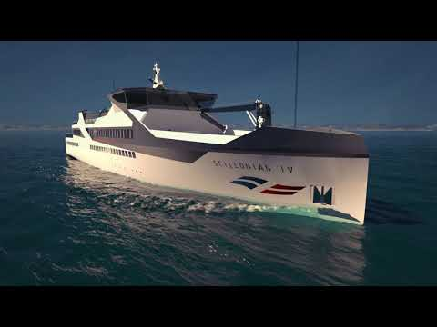 Isles of Scilly Travel - New Vessel Replacement
