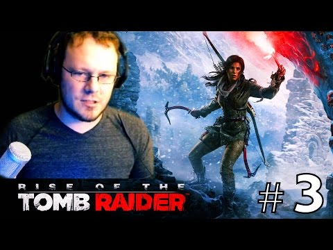 Aaron Plays Rise of the Tomb Raider #3