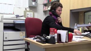 Maureen Douglas - Office Administrator