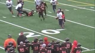 #13 Nate Fowler 2012-2013 Highlights