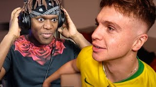 RESPONDING TO KSI AGAIN... AND HIS BIG SECRET