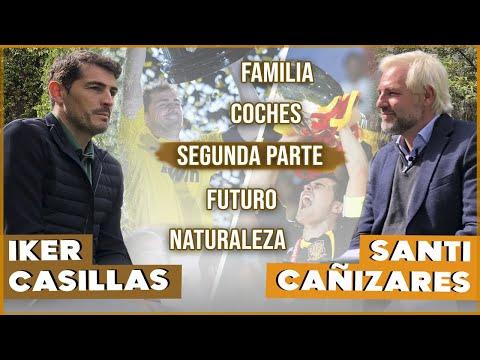 IKER CASILLAS. 2ª parte de nuestro encuentro | #Cañizares