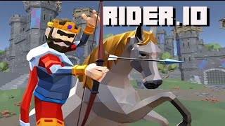 Rider.io (by Crescent Moon Games) - iOS / Android - HD Gameplay Trailer
