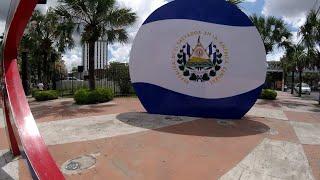 DIAGONAL UNIVERSITARIA Y BULEVAR DE LOS HEROES - SAN SALVADOR - EL SALVADOR.