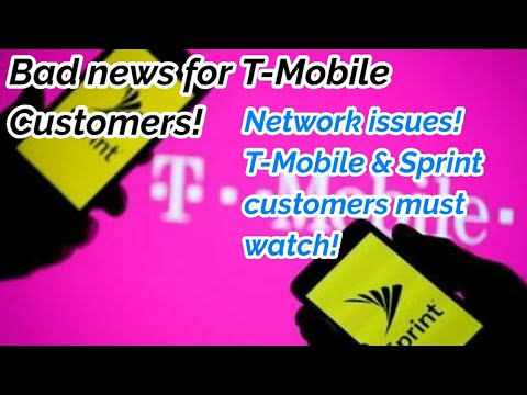 T-Mobile And Sprint Merger: Bad News For T-Mobile Customers! T-Mobile & Sprint Customers Must Watch!