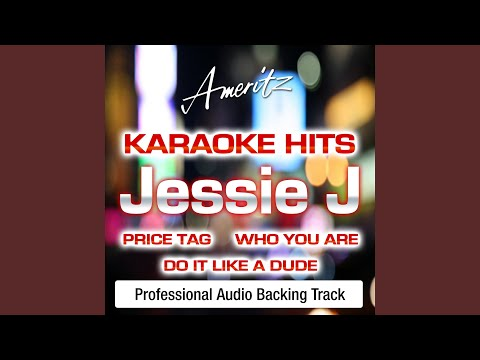 Price Tag (Acoustic Version) (In The Style Of Jessie J)