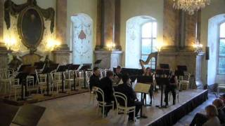 Beethoven Sextet in E flat Op.71 3. Menuetto. Quasi allegretto