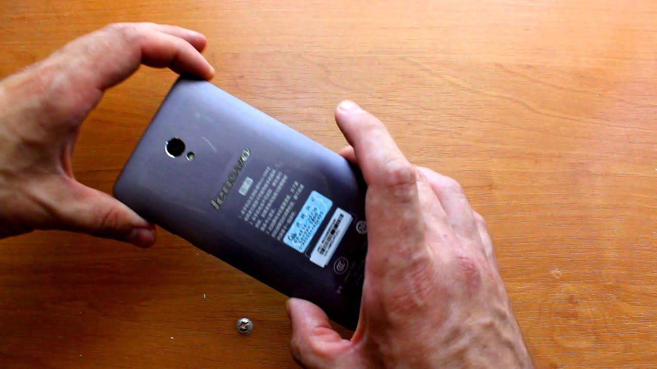 5. (Lenovo S650) Как сделать бэкап прошивки? - YouTube