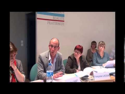 Conseil Municipal - Varennes-vauzelles - 28 avril 2015