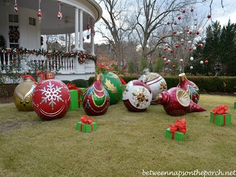 Top 19+ Outdoor Christmas Decor Great Ideas 2017 - Home Decorating Ideas