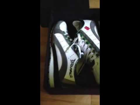 911f16aad51b1 Dsquared mens sneakers unboxing - YouTube
