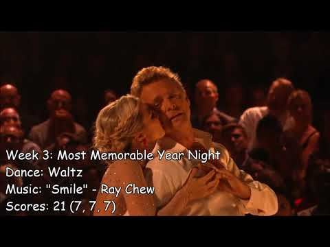John Schneider- All Dancing With The Stars Performances