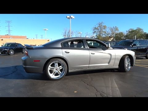 2011 Dodge Charger Lansing Matteson Chicagoland