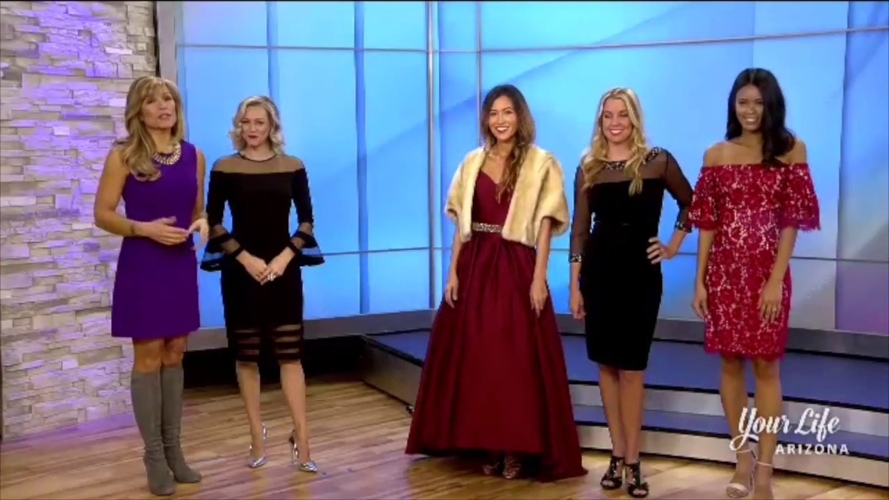 3becc42f572 Fashion and Style - Holiday dresses that you can find at Dillard s ...