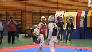 Landesmeisterschaft 2011 - Renan Parlak and Yasin Sen