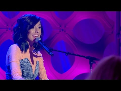 "Christina Grimmie Performs ""Anybody's You"" LIVE 